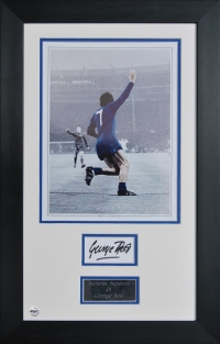George Best 1968 Signed Presentation